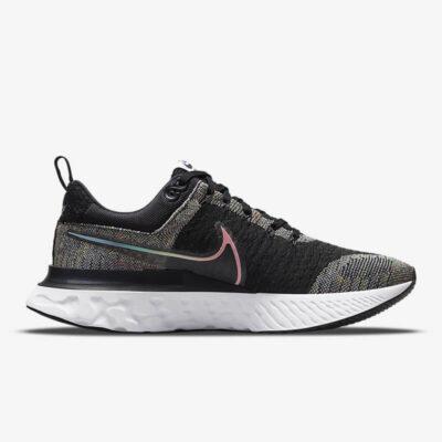 Sneake Nike React Infinity Run FK 2 Be True DD6790-001 Μαύρο