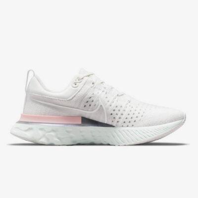 Sneaker Nike React Infinity Run Flyknit 2 CT2423-007 Άσπρο