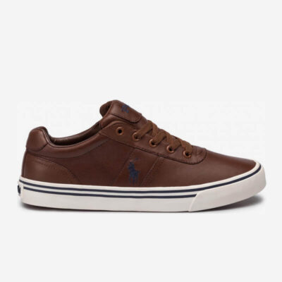 Sneaker Ralph Lauren Hanford 816765046004 Καφέ