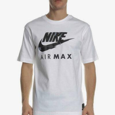 T-Shirt Nike Air Max Tee BV4925-100 Άσπρο